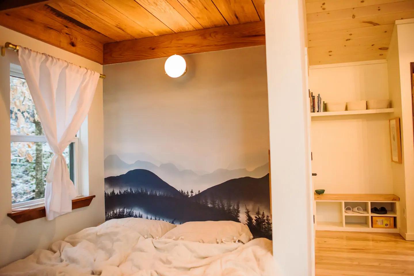 Căsuță în pădure de numai 37 m² cuibul perfect pentru o vacanță în doi 13