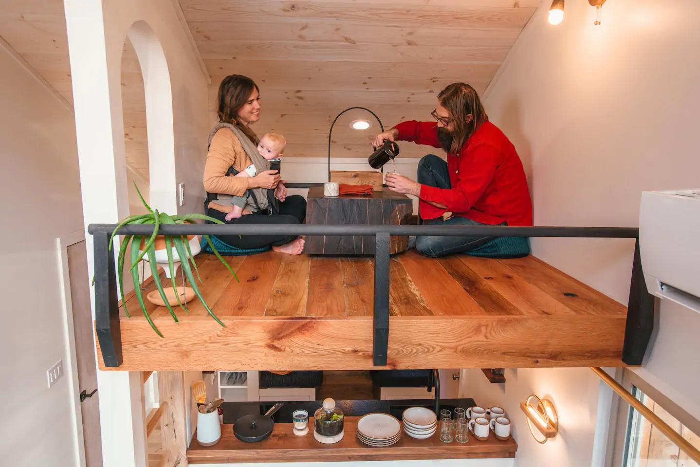 Căsuță în pădure de numai 37 m² cuibul perfect pentru o vacanță în doi 14