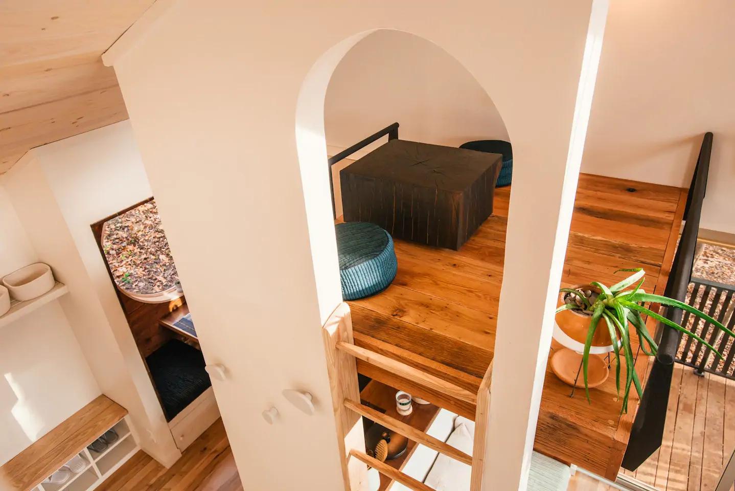Căsuță în pădure de numai 37 m² cuibul perfect pentru o vacanță în doi 16