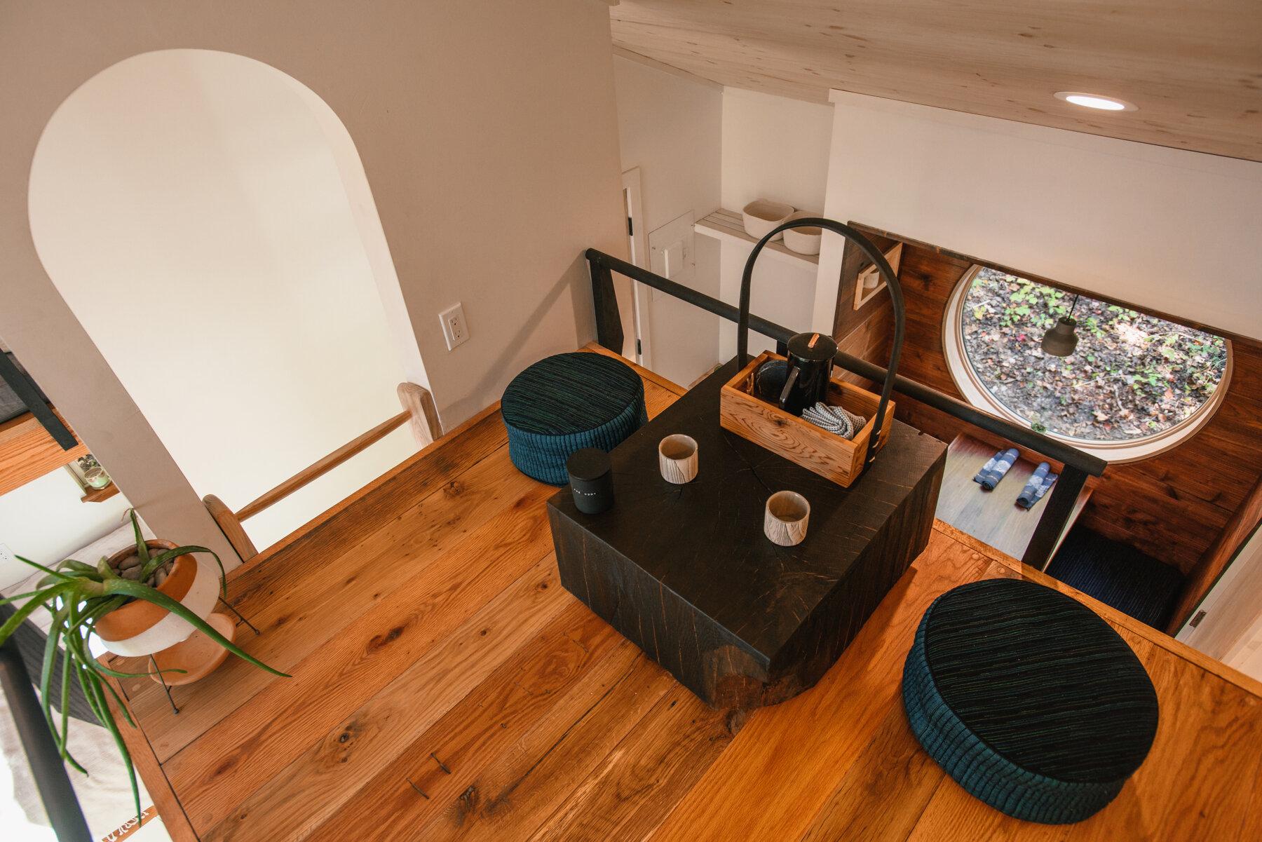 Căsuță în pădure de numai 37 m² cuibul perfect pentru o vacanță în doi 17