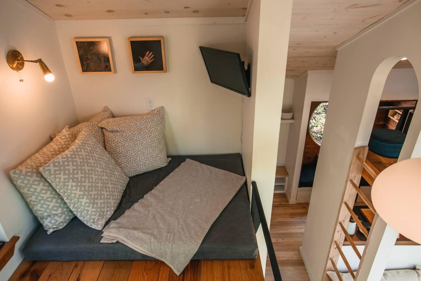 Căsuță în pădure de numai 37 m² cuibul perfect pentru o vacanță în doi 18