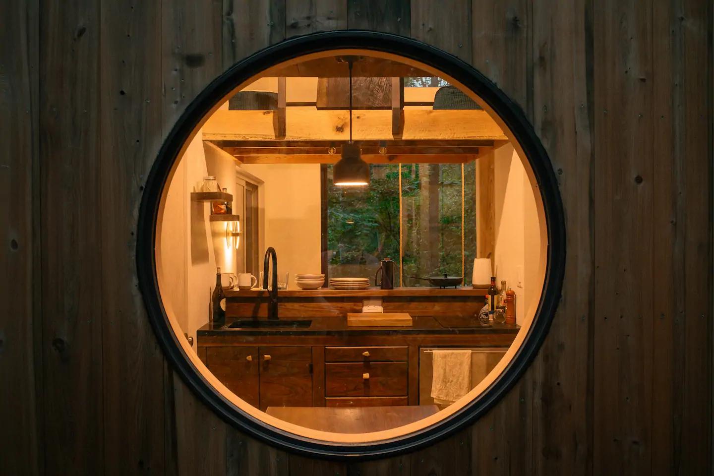 Căsuță în pădure de numai 37 m² cuibul perfect pentru o vacanță în doi 4