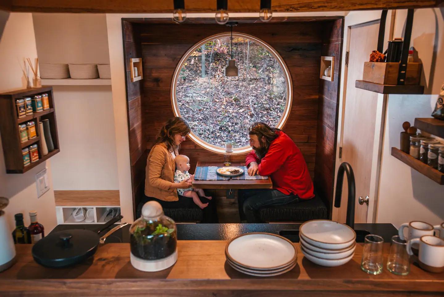 Căsuță în pădure de numai 37 m² cuibul perfect pentru o vacanță în doi 5