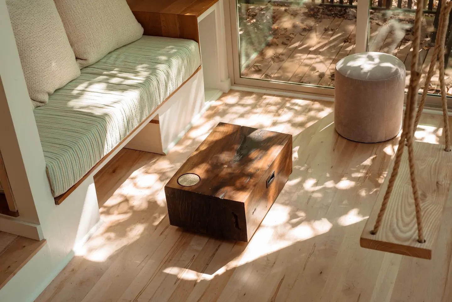 Căsuță în pădure de numai 37 m² cuibul perfect pentru o vacanță în doi 8