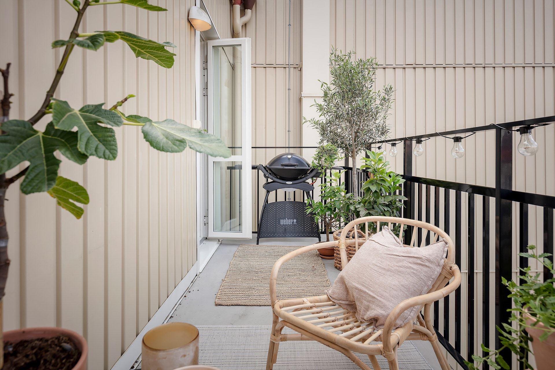 Cromatică relaxantă și decor scandinav într un apartament de 50 m² 10