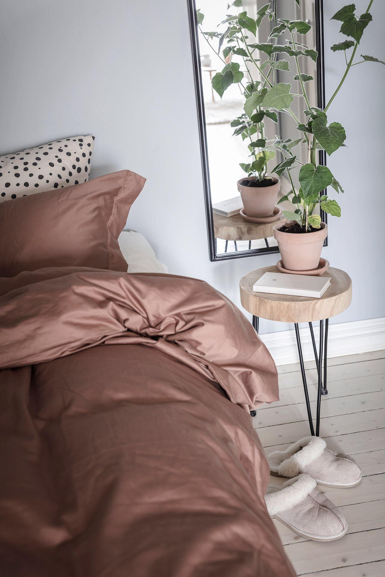 Cromatică relaxantă și decor scandinav într un apartament de 50 m² 15
