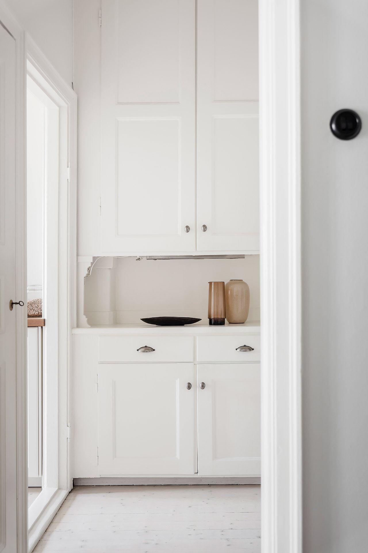 Cromatică relaxantă și decor scandinav într un apartament de 50 m² 20