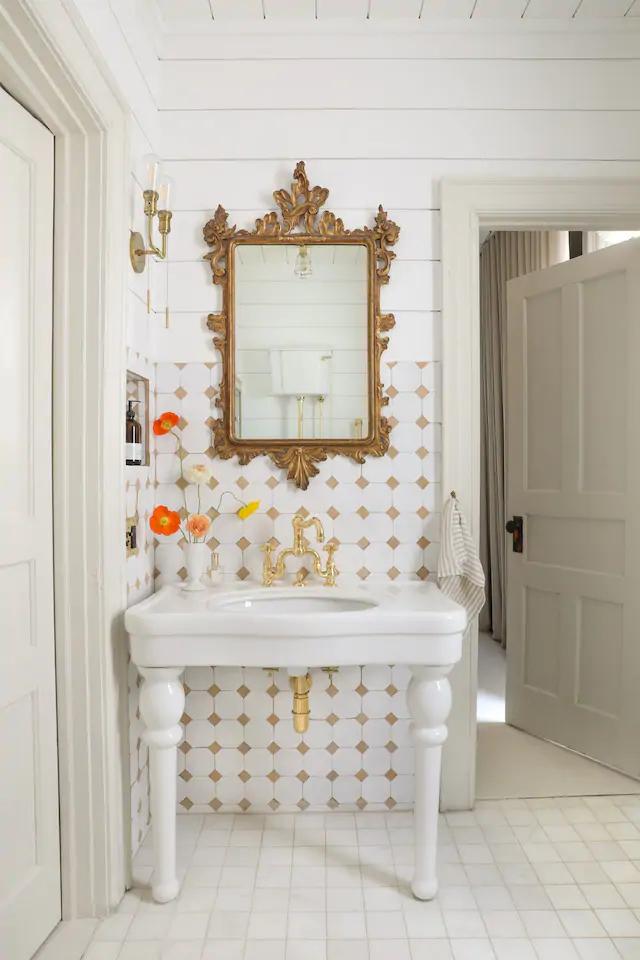 Decor vintage și eleganță de inspirație franceză într o casă din Hudson New York SUA 10
