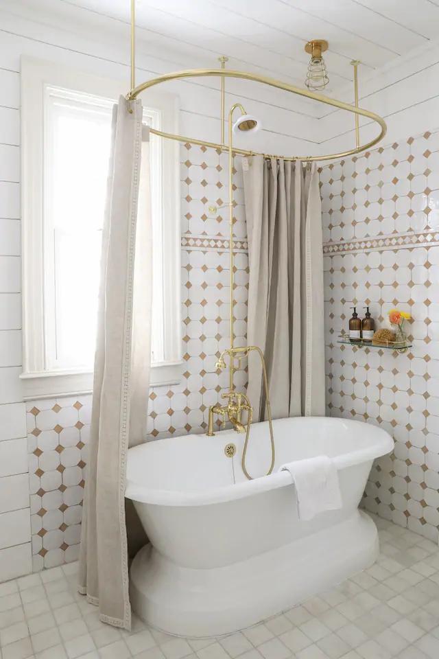 Decor vintage și eleganță de inspirație franceză într o casă din Hudson New York SUA 12