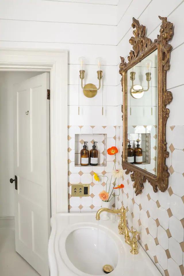Decor vintage și eleganță de inspirație franceză într o casă din Hudson New York SUA 13