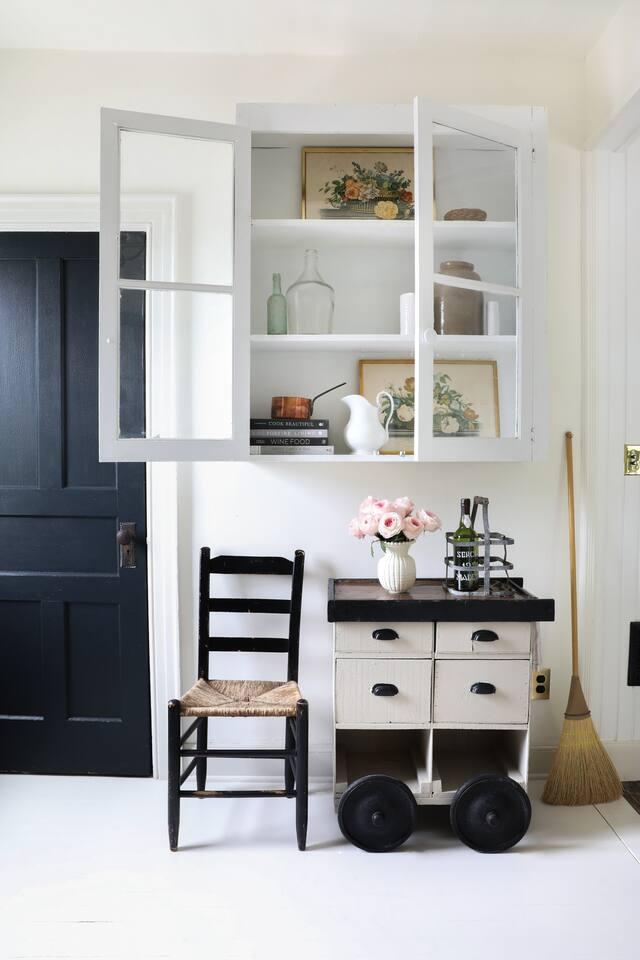 Decor vintage și eleganță de inspirație franceză într o casă din Hudson New York SUA 3