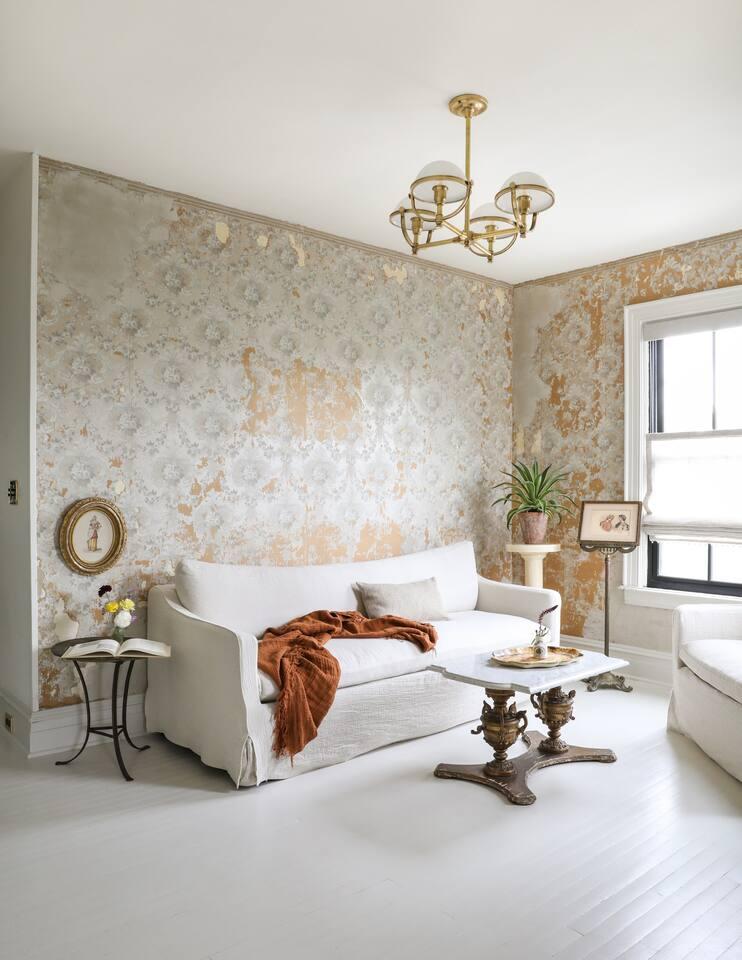 Decor vintage și eleganță de inspirație franceză într o casă din Hudson New York SUA 5