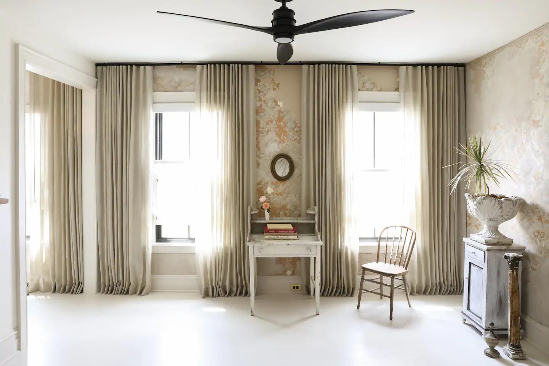 Decor vintage și eleganță de inspirație franceză într o casă din Hudson New York SUA 6