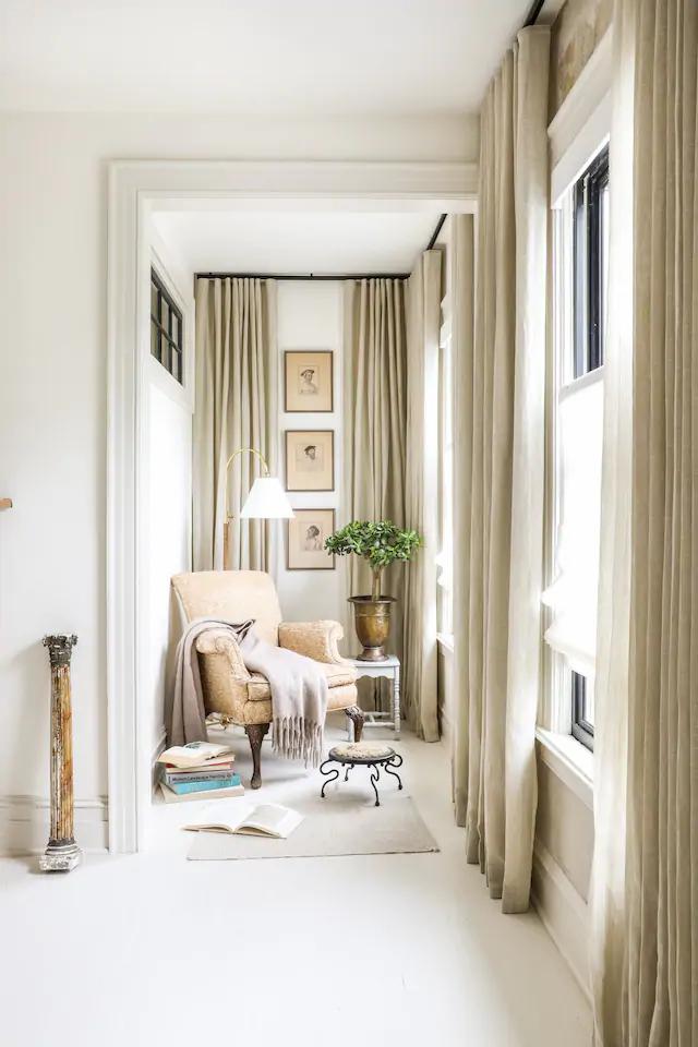Decor vintage și eleganță de inspirație franceză într o casă din Hudson New York SUA 7
