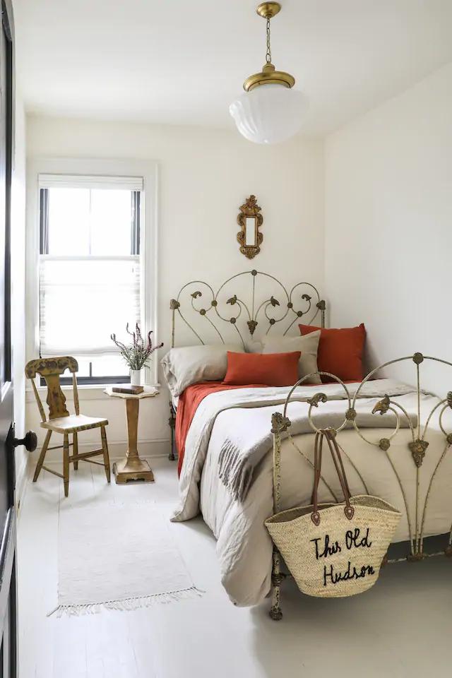 Decor vintage și eleganță de inspirație franceză într o casă din Hudson New York SUA 9