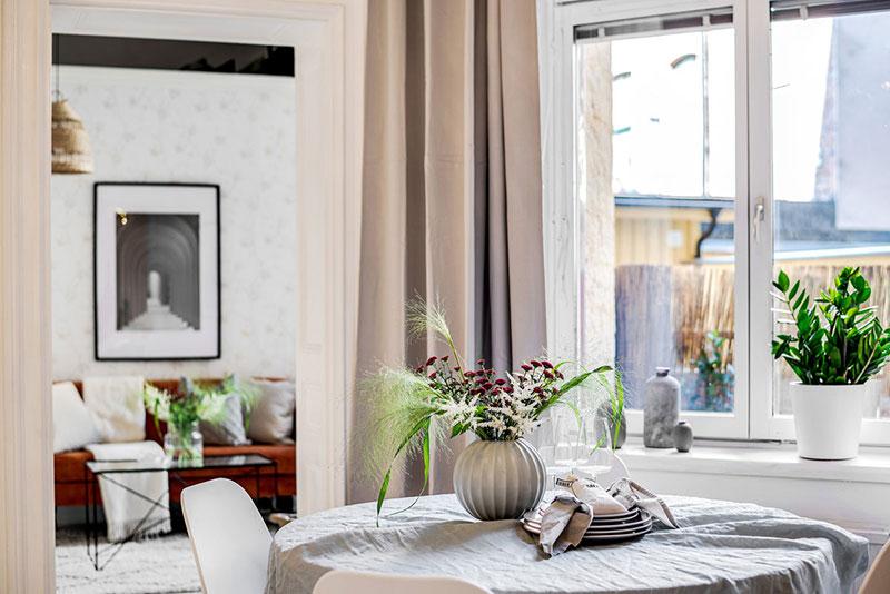 Două dormitoare la mezanin într un apartament de 55 m² 10