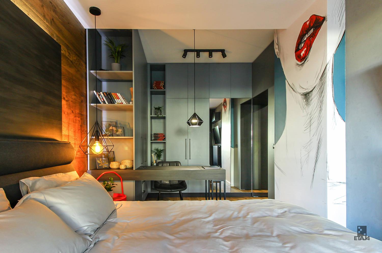 Dormitor ascuns