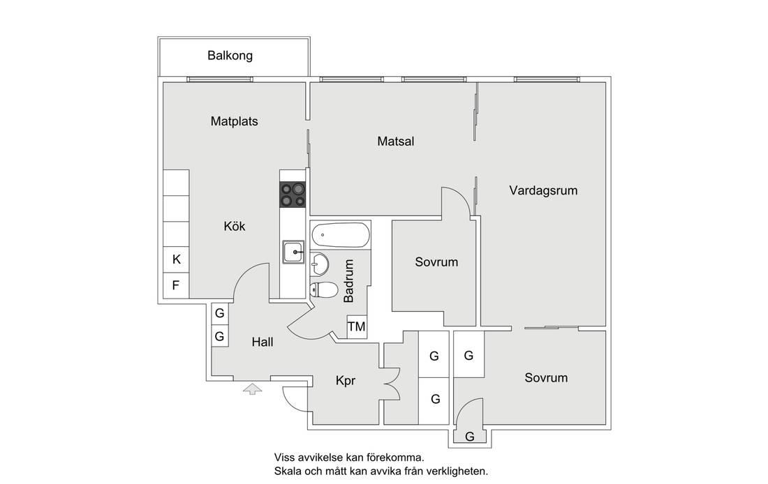 Detalii industriale și decor masculin într un apartament de 80 m² 14