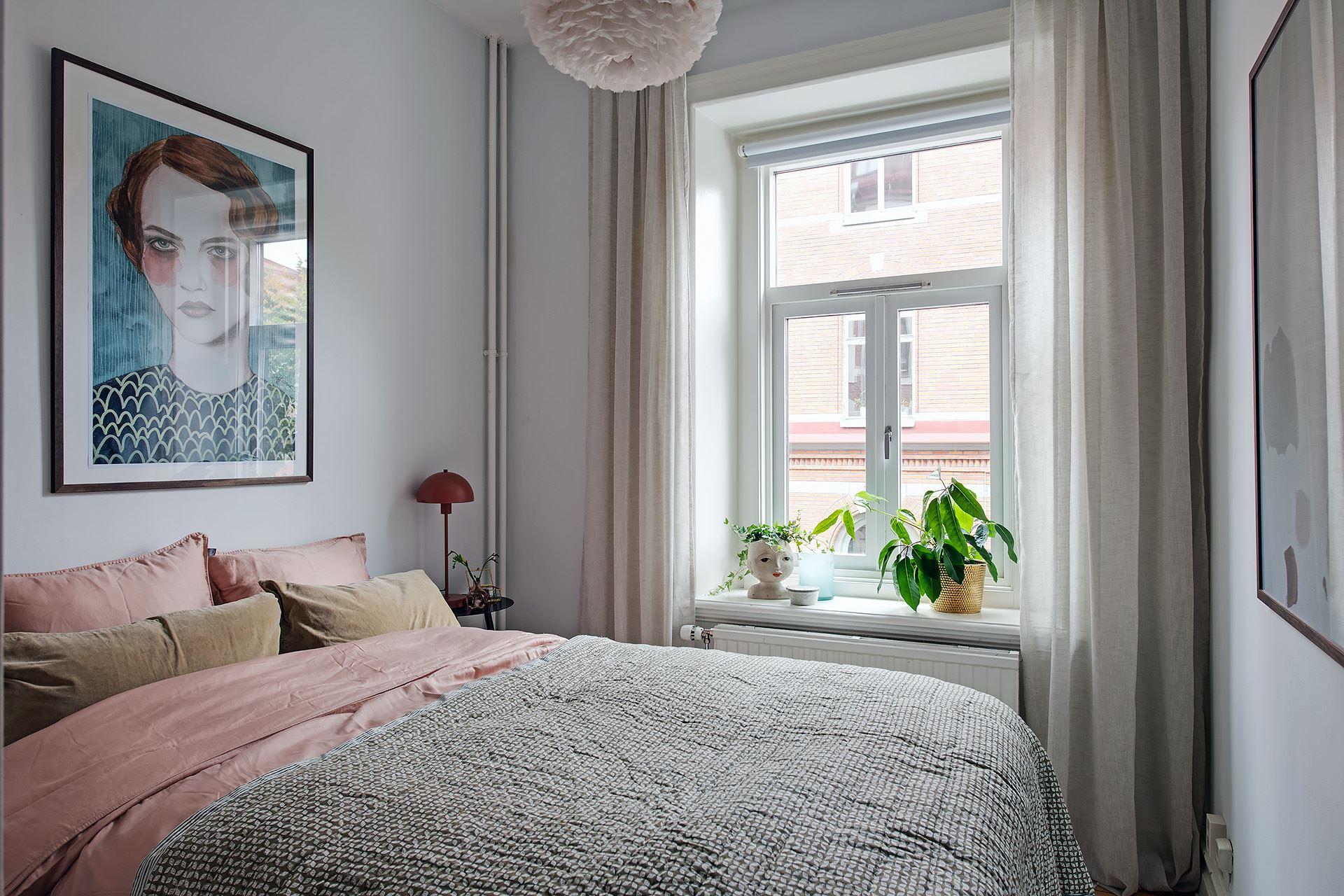 Living pe colț într un apartament de 3 camere de numai 51 m² 17