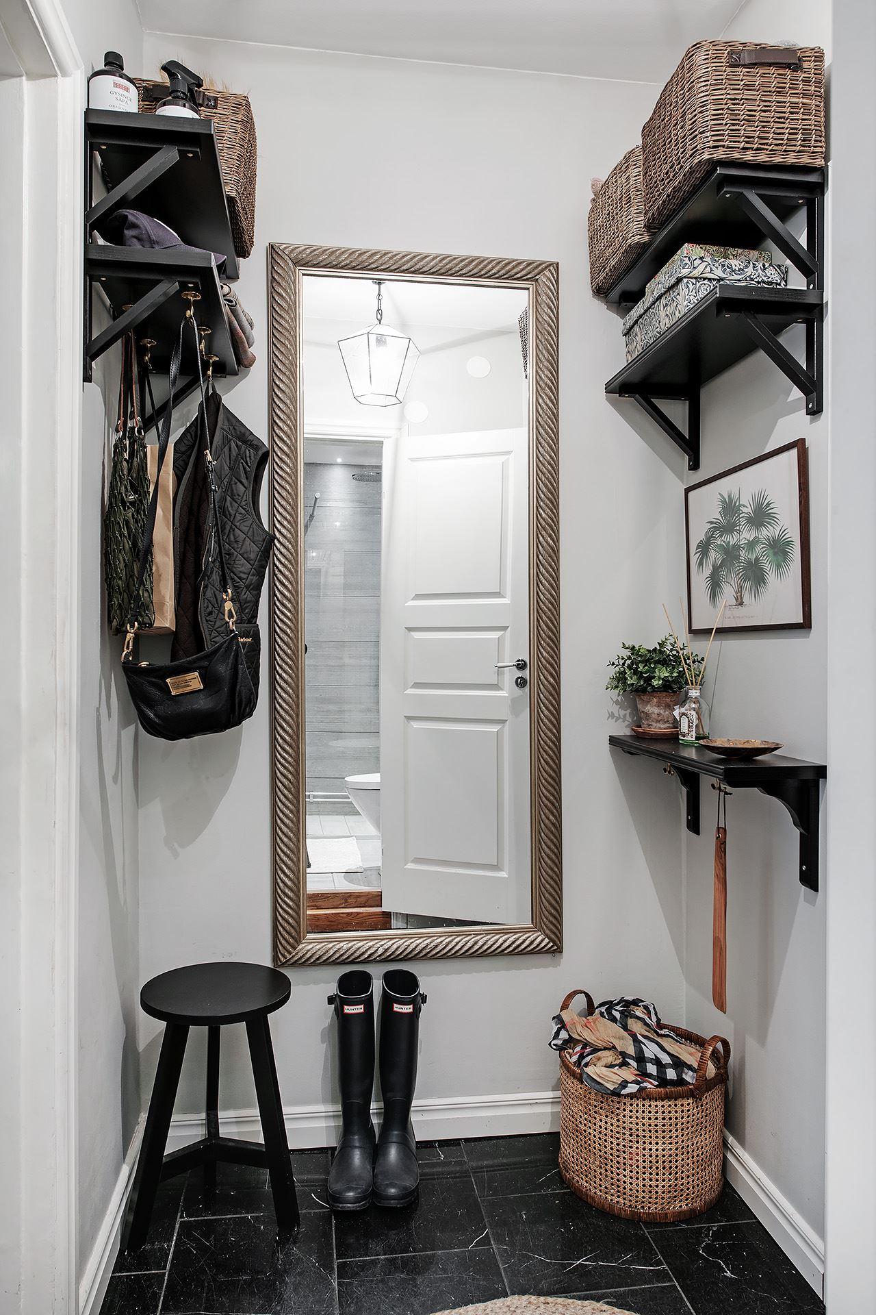 Living pe colț într un apartament de 3 camere de numai 51 m² 19