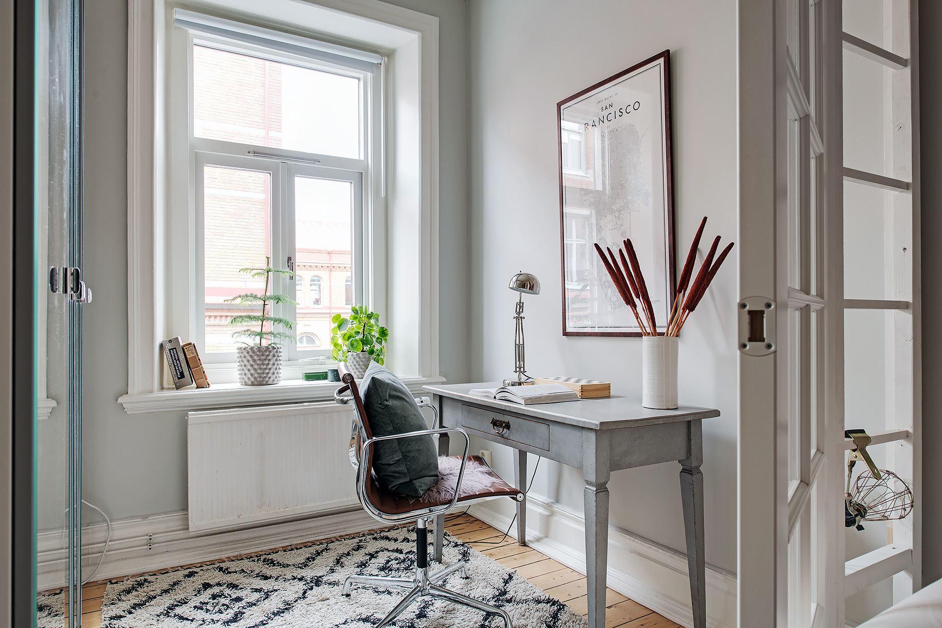 Living pe colț într un apartament de 3 camere de numai 51 m² 5