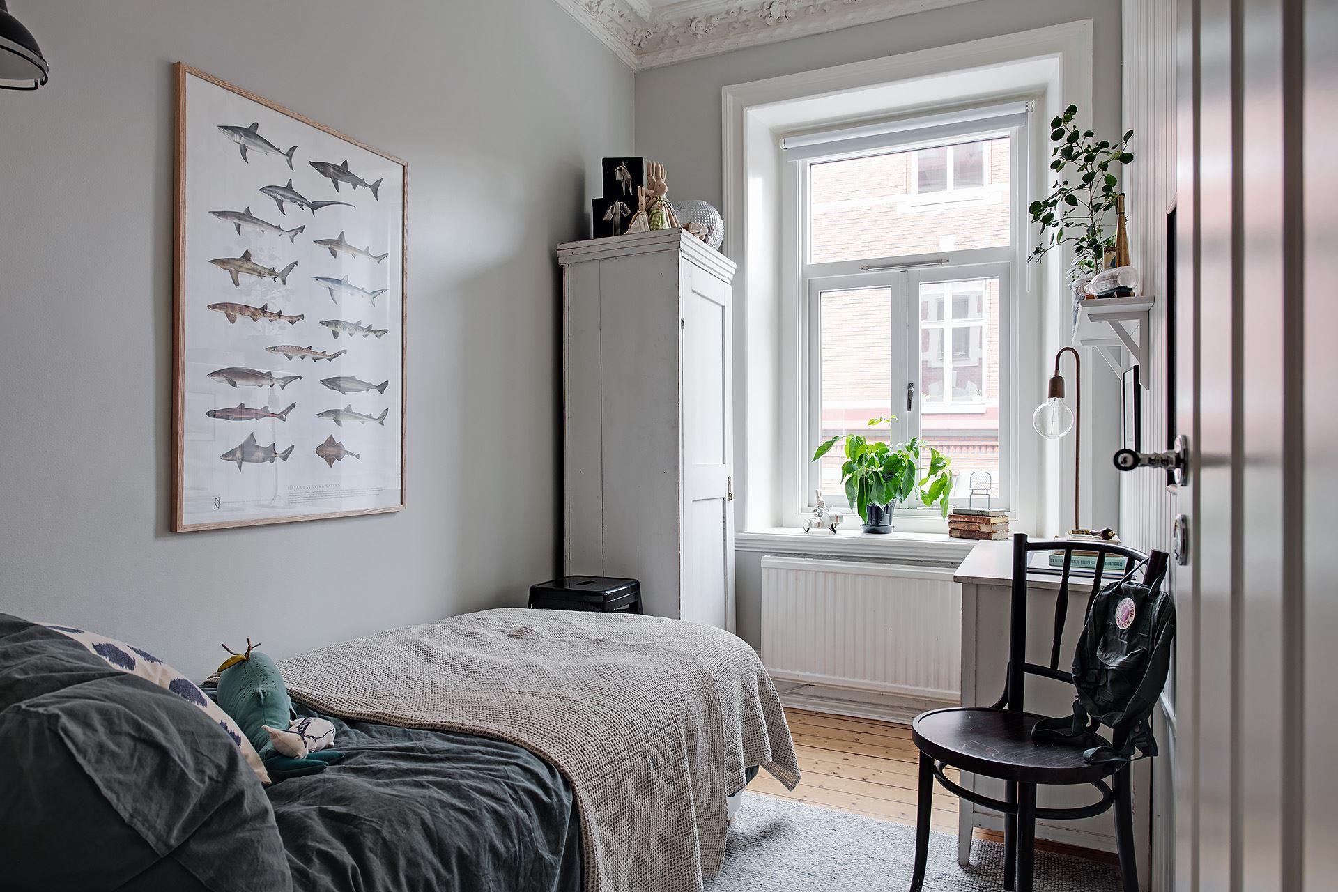 Living pe colț într un apartament de 3 camere de numai 51 m² 6