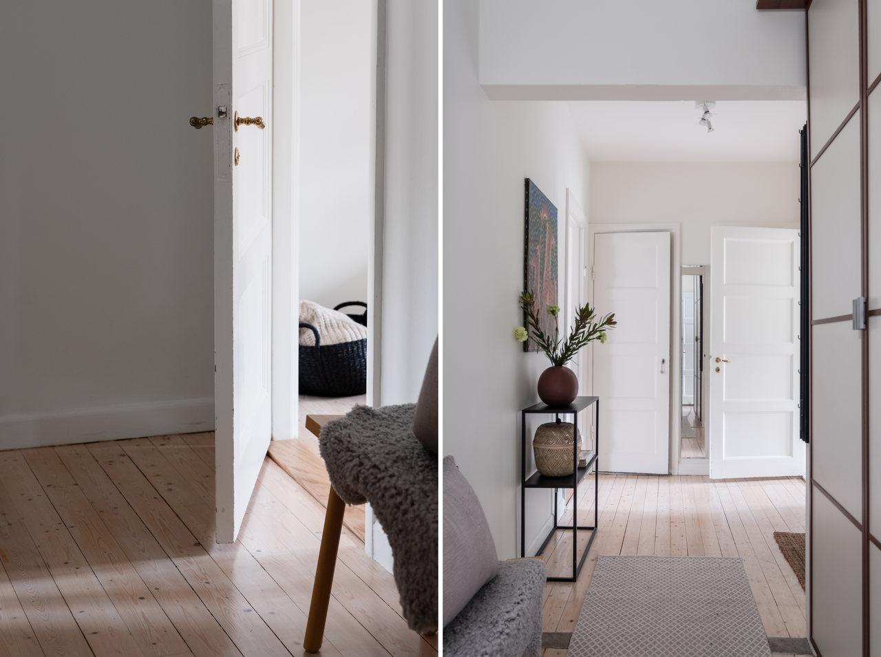 Motive etnice și accente calde de culoare într un apartament de 76 m² 13