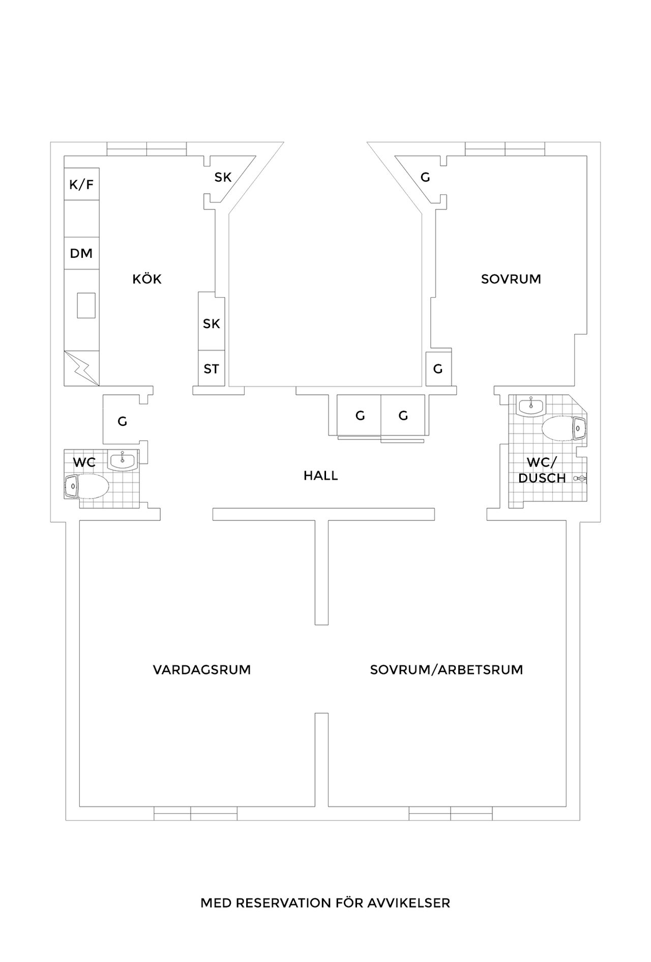 Motive etnice și accente calde de culoare într un apartament de 76 m² 15